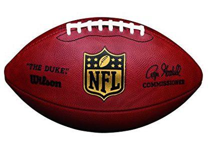 """Wilson """"The Duke Official NFL Game Football"""
