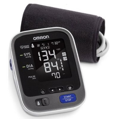 Omron 10 Series Wireless Bluetooth Upper Arm Blood Pressure Monitor