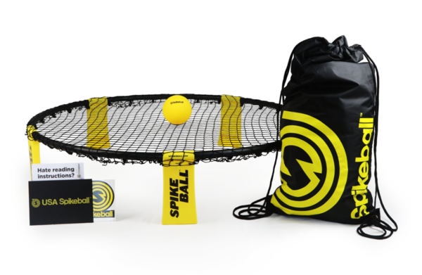 THE ORIGINAL SPIKEBALL