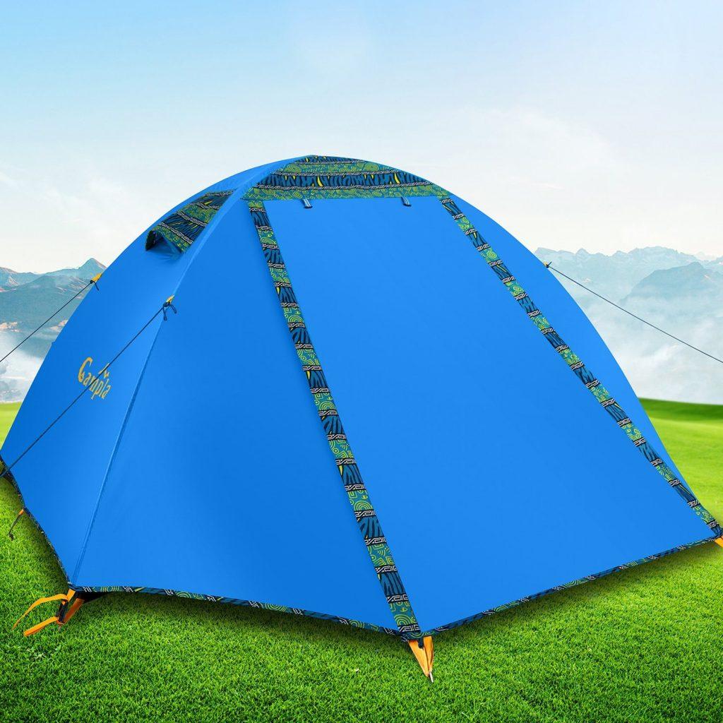 tent for heavy rain
