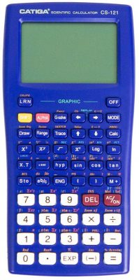 Scientific Graphic Calculator – CATIGA CS121 - Scientific and Engineering Calculator - Programmable System