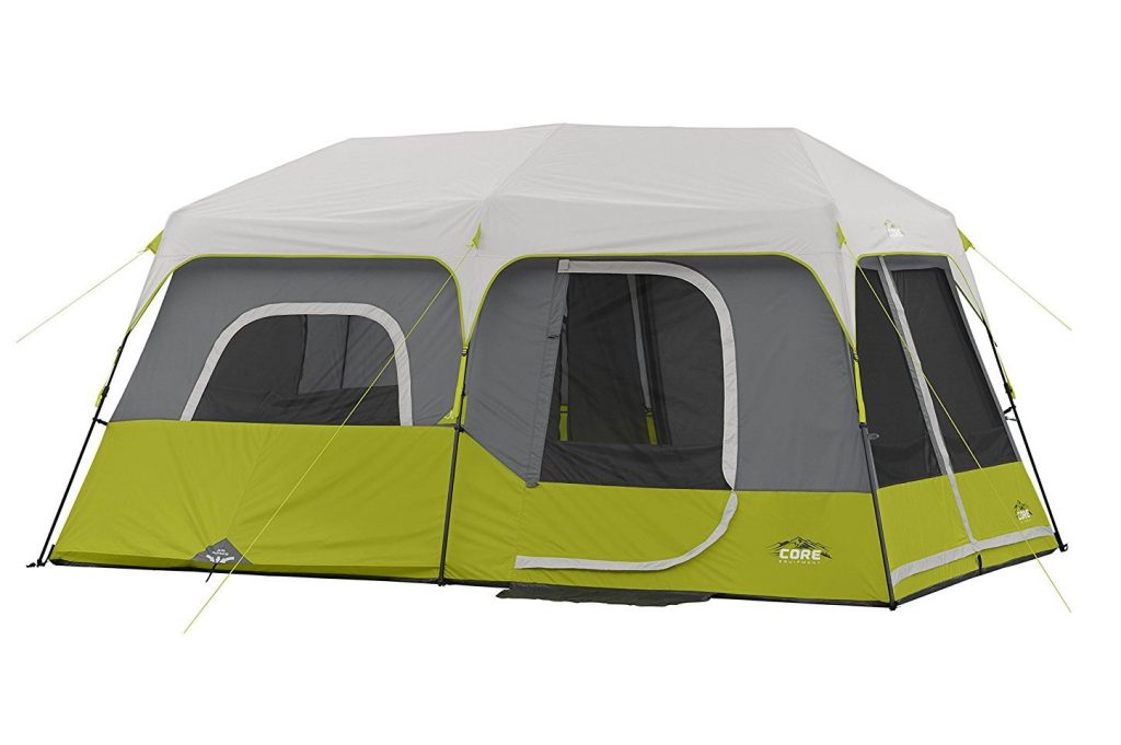 family tent multi room