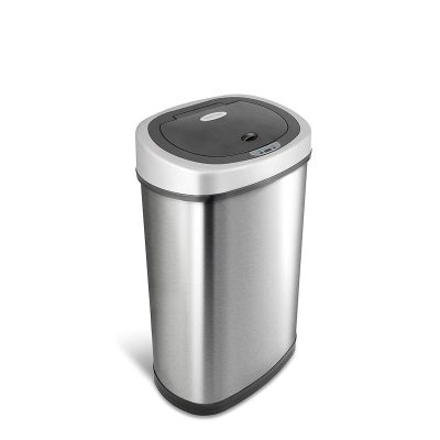 motion sensor trash cans for the kitchen