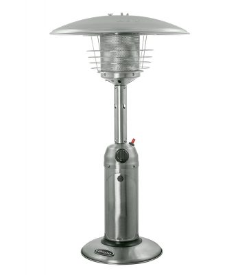 table propane patio heater
