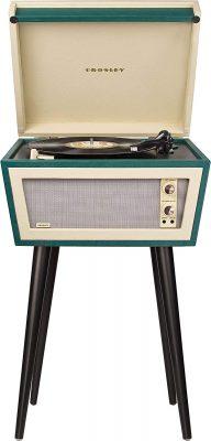 Crosley Portable Vintage Turntable