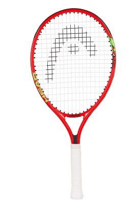 """HEAD Speed Kids Tennis Racquet - Beginners Pre-Strung Head Light Balance Jr Racket - 21"""""""