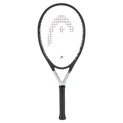 HEAD Ti S6 Tennis Racket Pre-Strung Head Heavy Balance 27.75 Inch Racquet - 4 1/4 In Grip