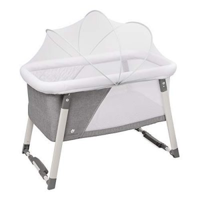 rocking and sturdy cradle bassinet