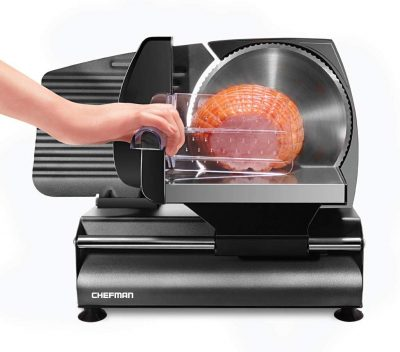 small meat slicer for home use