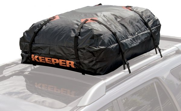 keeper roof bag without crossbars