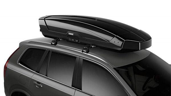 thule cargo box comparison