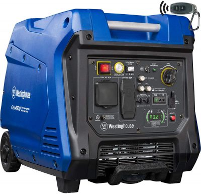 super quiet portable inverter generator