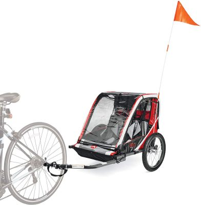 best bicycle trailers for babies