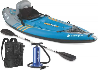 best beginner kayak with paddle