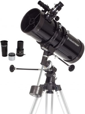 beginner telescope for viewing planets