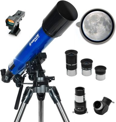 good beginner telescope to see planets