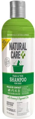 good shampoo for dogs with fleas